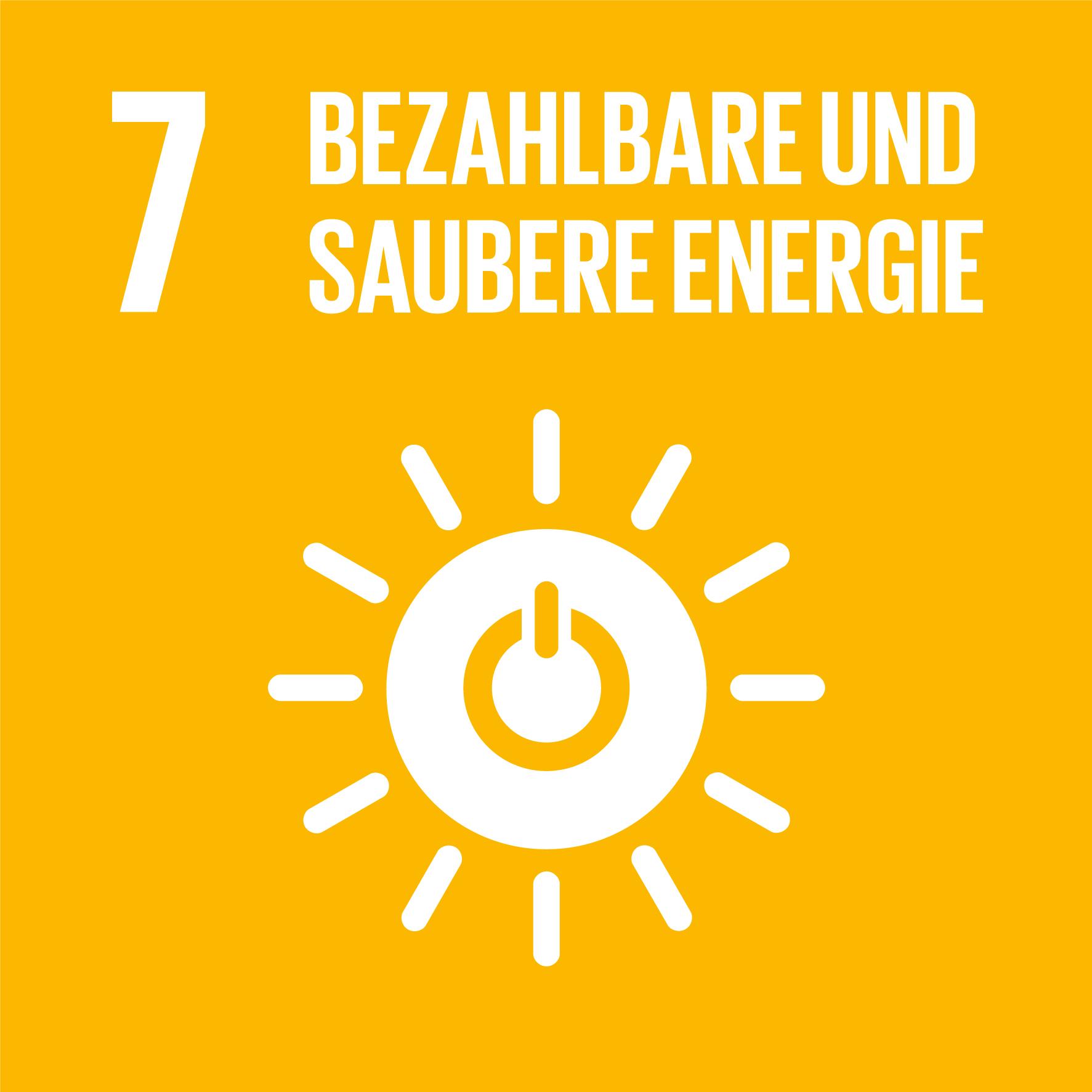 07 Bezahlbare und saubere Energie