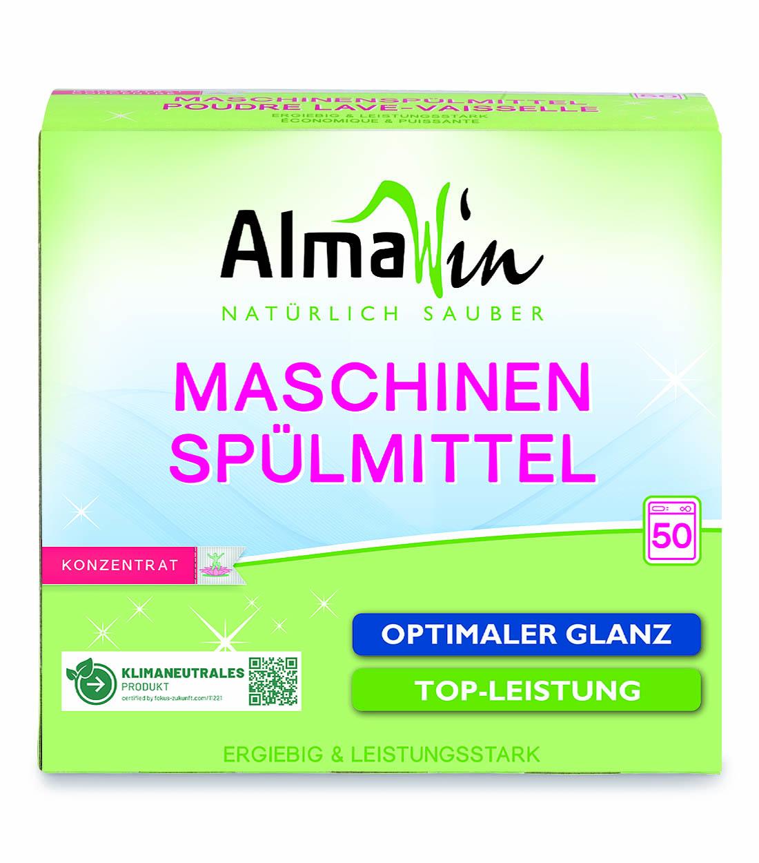AlmaWin Maschinenspülmittel