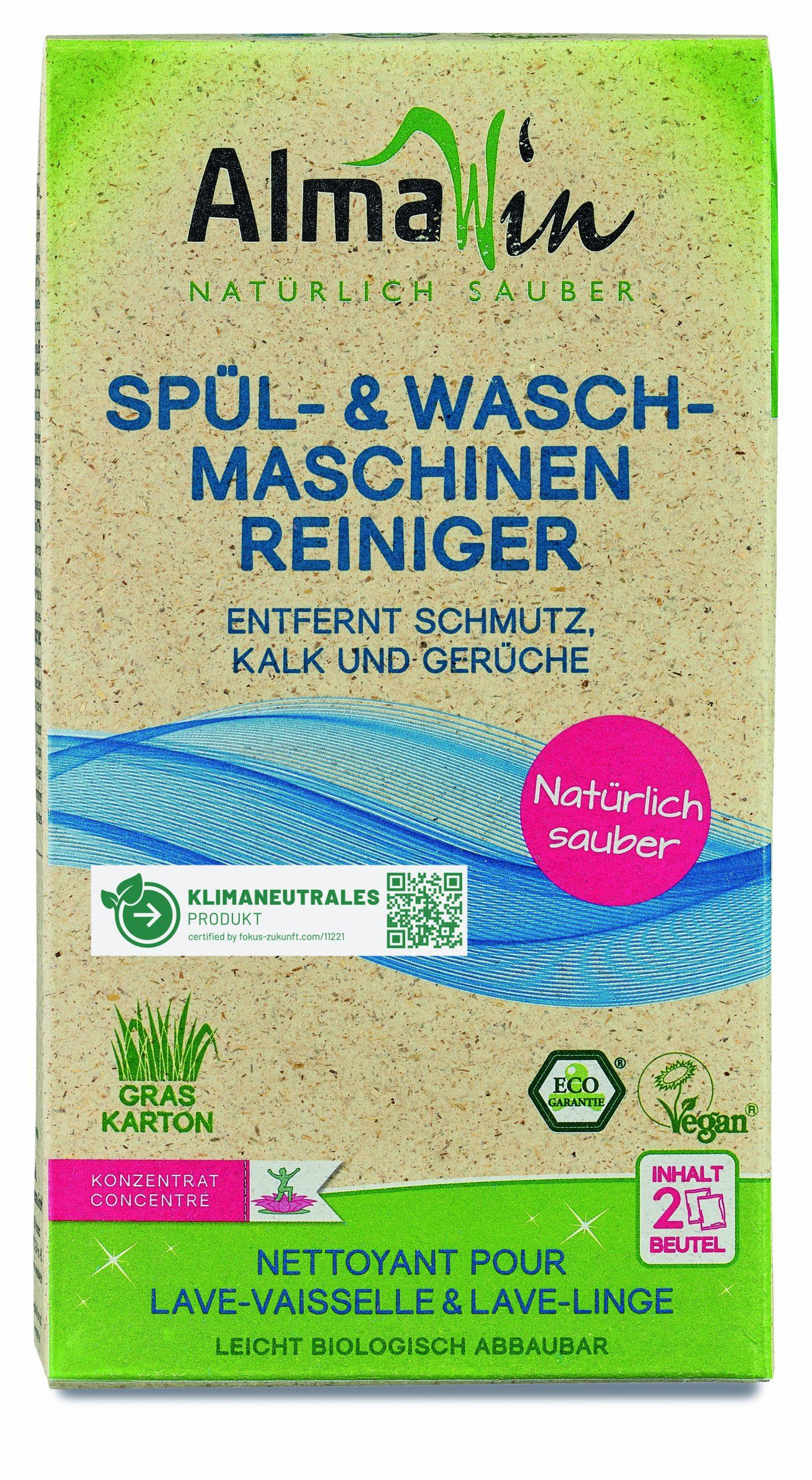 AlmaWin Spül- und Waschmaschinenreiniger